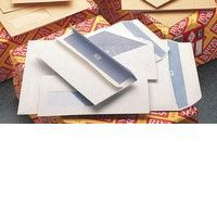 Image for Severn Envelope White Wove 80gm DL 110x220mm SelfSeal Window 18Up 20Lhs Boxed 1000