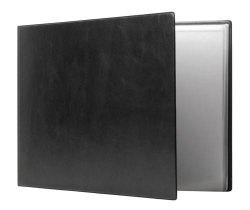 Rexel Slimview Display Book A3 24Pocket Black Code 10060