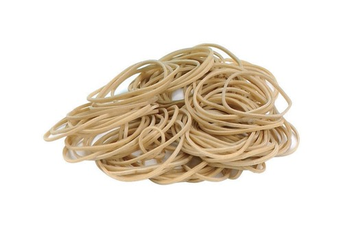 Quality Rubber Bands No.18 Each 76x1.5mm Ref AR24185 [Box 0.454kg]