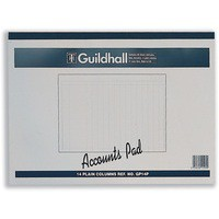 Image for Guildhall Gp14 Accounts Pad  1590