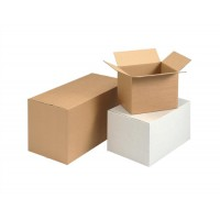 Image for Packing Box Internal W305xD229xH229mm Buff  [Pack 10]