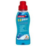 Vileda Cleaning Solution Refill for 1-2 Spray and Clean Mop System Code VVF133178