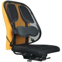 """Fellowes Professional Seriesâ""""¢ Mesh Back Support"""