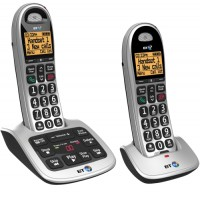 Image for BT 4500 Twin Dect Phones with TAM