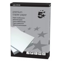 Image for 5 Star A4 90gsm FSC paper Pk500