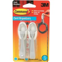 Image for Command Adhesive Cord Bundlers pk2