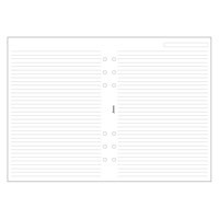 Image for Filofax Personal Ruled Paper White Pk30