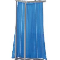 Image for Versapak Mailsack with Suspension Hooks Polypropylene 600x900mm Blue Ref SK1DW-BLS