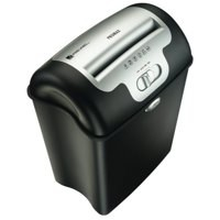 Image for Rexel V65 Shredder High Security 4x34mm Cross Cut 27 Litre 6x80gsm A4 W350xD240xH480mm Ref 2101339