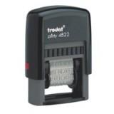 Trodat EcoPrinty 4822 Multi Word & Date Stamp