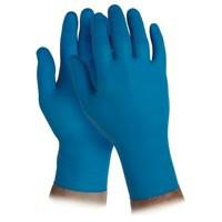 Image for KleenGuard G10 Nitrile Gloves Powder Free Natural Rubber Large Arctic Blue Ref 90098 [Box 200]