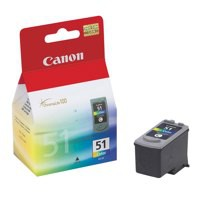Canon CL-51 High Yield Colour Ink Cartridge
