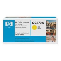 Image for Hewlett Packard [HP] No. 309A Laser Toner Cartridge Page Life 4000pp Yellow Ref Q2672A
