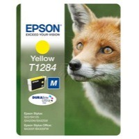 Epson Fox DURABrite Ultra Ink Yellow T1284