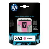 HP No.363 Inkjet Cartridge Light Magenta Code C8775EE