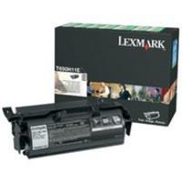 Lexmark T650/T652 High Yield Return Program Toner Cartridge 25K Black Code T650H11E