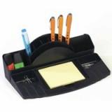 Avery Mainline Range 88ML Desk Tidy Black Multi Compartment Storage Code 88MLBLK