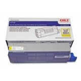Oki C710/C711 Yellow Toner Cartridge Code 44318605
