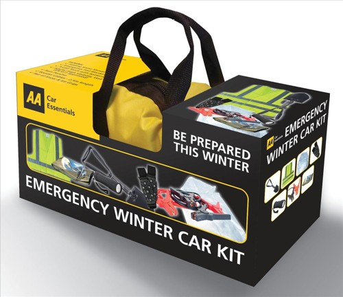 AA Emergency Winter Car Kit 5060114615281