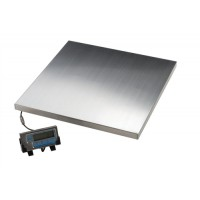 Image for Salter Platform Scales Tare Imperial and Metric Capacity 300kg 50g Increments W550xD550mm Ref WS300-50