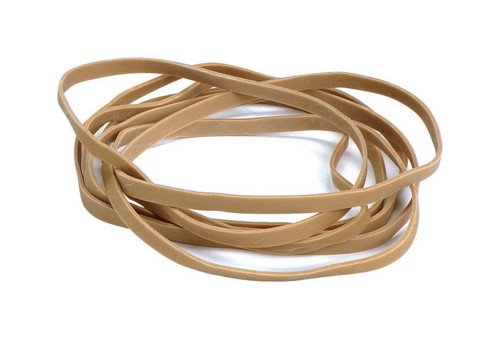 Quality Rubber Bands No.75 Each 102x9mm Ref AR24755 [Box 0.454kg]