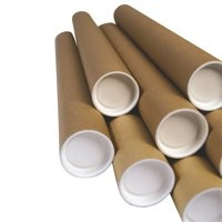 Image for Mailing Tubes Cardboard A2 L450xDia.50mm [Pack 25]