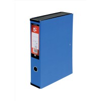 Image for 5 Star Office Box File F/Scap Blue