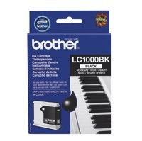 Brother Inkjet Cartridge Black Code LC1000BK