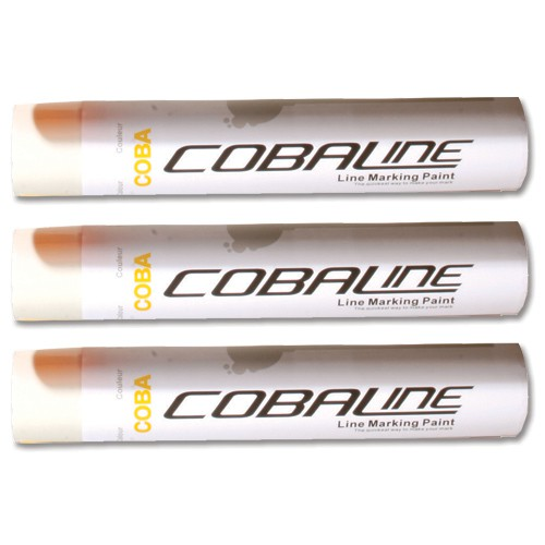 Cobaline Marking Spray CFC-free Fast-dry 750ml White Code QLL00013P