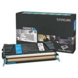 Lexmark C520N Return Program Laser Toner Cartridge Cyan Code C5220CS