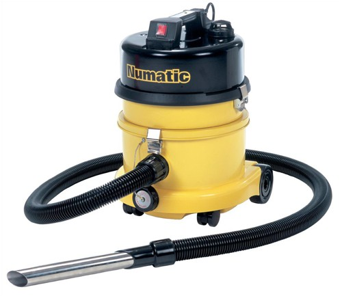 Numatic Hazardous Waste Vacuum Cleaner 1200w Motor Capacity 9 Litres Accessory-kit Code HZQ200-2