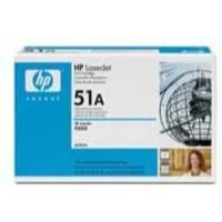 HP No.51A Laser Toner Cartridge Black Code Q7551A