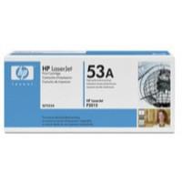 HP No.53A Laser Toner Cartridge Black Code Q7553A