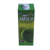 St Ivel Mr Juicy Concentrated Apple Juice 1 Litre Pack 12 Code A07385