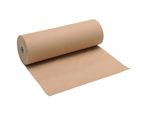 Counter Wrapping Paper Roll Kraft 90gsm 600mmx225m