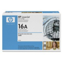 HP No.16A Laser Toner Cartridge Black Code Q7516A