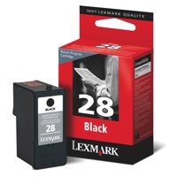 Lexmark No.28 Inkjet Cartridge Return Program Black Code 18C1428E