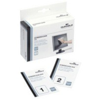 Image for Durable Screenclean Duo Antistatic Wet & Dry Wipes Ref 5721 [Pack 10 sets]