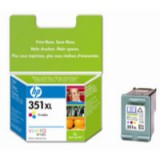 HP No.351XL Inkjet Cartridge High Yield Colour Code CB338EE