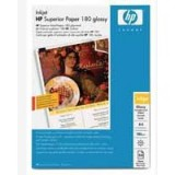 HP Superior Inkjet Paper Double-sided Glossy 180gsm A4 50 Sheets Code C6818A