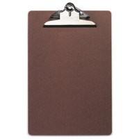 Image for Clipboard Masonite Waterproof A3 Brown