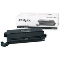 Lexmark C910/912 Toner Cartridge Black 14K Yield 12N0771