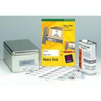 Avery Heavy Duty Labels Laser 4 per Sheet 99.1x139mm White Ref L4774-20 [80 Labels]