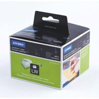 Dymo LabelWriter Labels Large Address Plastic 36x89mm Clear Ref 99013 S0722410 [Pack 260]