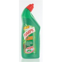 Image for Harpic Active Toilet Cleaning Gel Fresh Power Pine 750ml Ref N06068