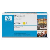 HP No.645A Laser Toner Cartridge Yellow Code C9732A