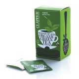 Clipper Organic Green Tea Light and Refreshing Teabags Pack 25 Code A06744