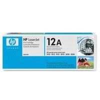 HP No.12A Laser Toner Cartridge Black Code Q2612A
