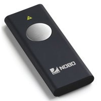 Image for Nobo P1 Point Laser Pointer Ergonomic with CR2032 Batteries Ref 1902388
