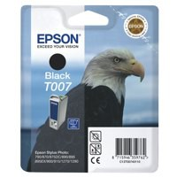 Epson Eagle Ink Cartridge Black T007